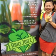 Daily Juice has a new fan in me!