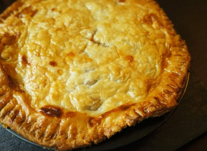 Steak and Guinness Pie, $90 (delivery within Singapore)