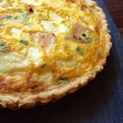 Most Awesome Quiche On Earth